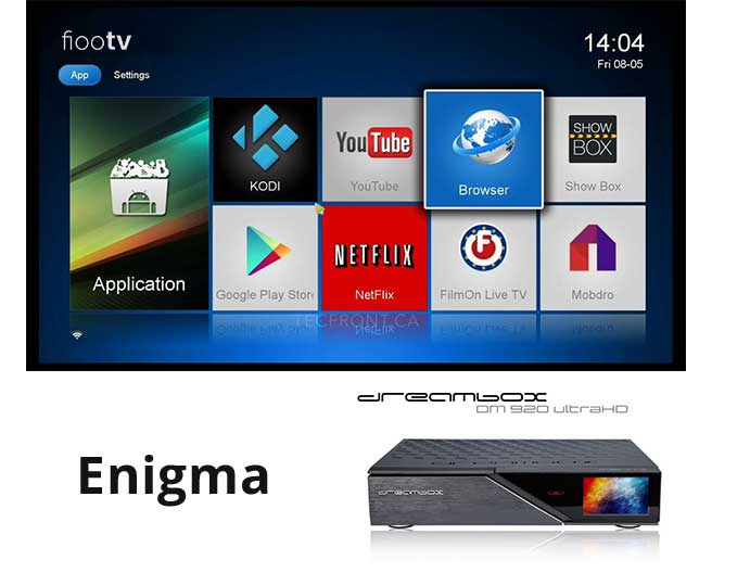 Enigma / Dreambox / STB Emulator