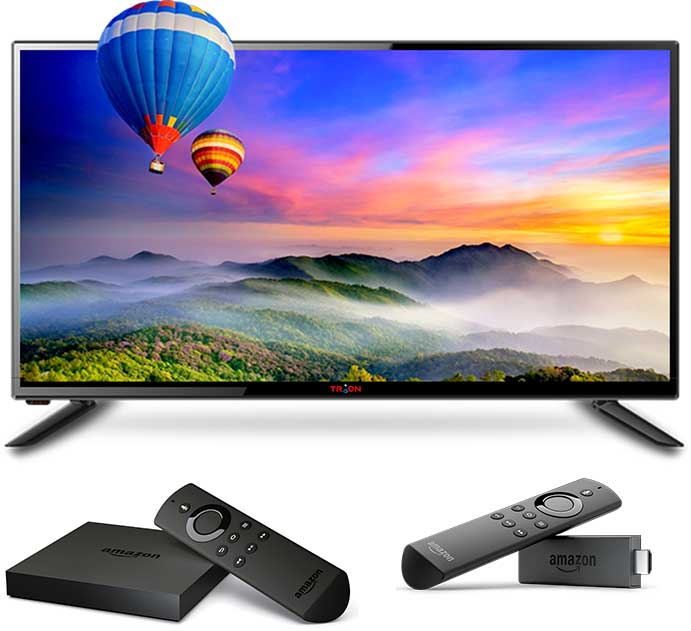 Buy Amazon Fire TV Stick with all-new Alexa Voice Remote at